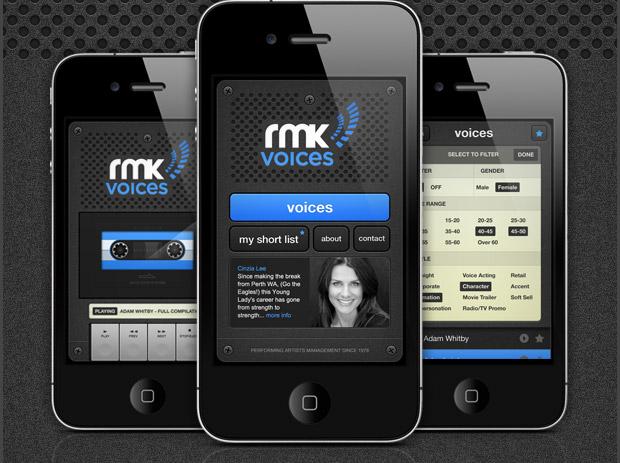 RMK iPhones
